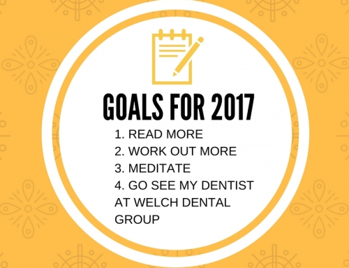 Is maintaining your dental health a New Year's resolution?