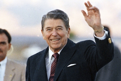 presidential smile